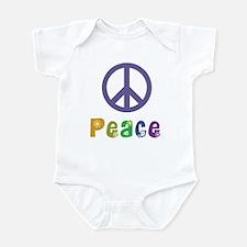 Peace Infant One Piece