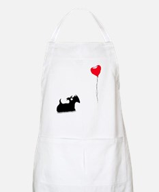 Scottie Dog Apron