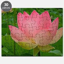 Sacred Lotus Flower Puzzle