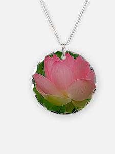Sacred Lotus Flower Necklace