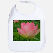 Sacred Lotus Flower Bib