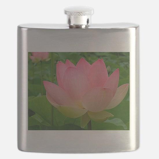 Sacred Lotus Flower Flask