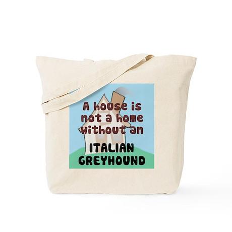 Iggy Home Tote Bag