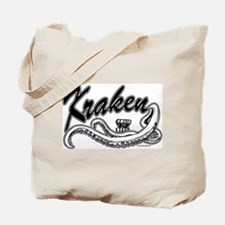 Kraken @ eShirtLabs.Com Tote Bag