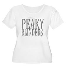 Peaky Blinders Plus Size T-Shirt