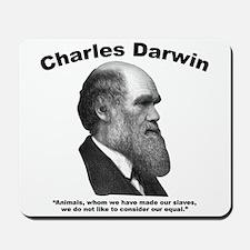 Darwin: Animals Mousepad