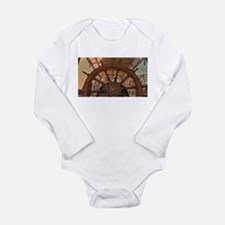 The Ships Wheel Body Suit