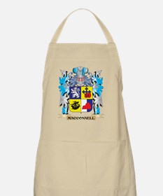 Macconnell Coat of Arms - Family Crest Apron