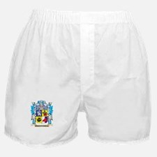 Macconnell Coat of Arms - Family Cres Boxer Shorts
