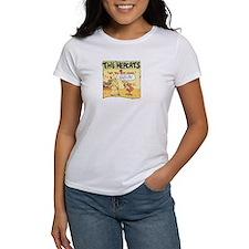 The Hepcats Let 'em Eat Cake Womens Dark T-Shirt