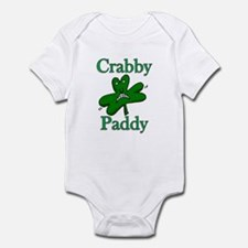 Crabby Paddy Infant Bodysuit