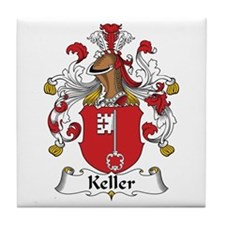 Keller Tile Coaster