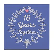 Wedding Gift 16 Years : 16th Wedding Anniversary Kitchen Accessories Cutting Boards, Bar ...