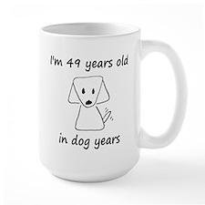 7 dog years 6 Mugs