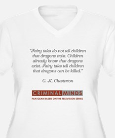 CHESTERTON QUOTE T-Shirt