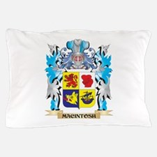 Macintosh Coat of Arms - Family Crest Pillow Case