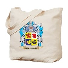 Macintosh Coat of Arms - Family Crest Tote Bag