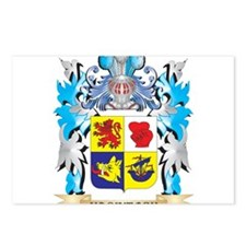Macintosh Coat of Arms - Postcards (Package of 8)