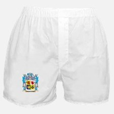 Macintosh Coat of Arms - Family Crest Boxer Shorts