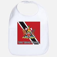 Proudly Trinidad & Tabago Bib