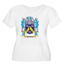 Mackay Coat of Arms - Family Cre Plus Size T-Shirt
