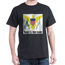 Proudly US Virgin Islands T-Shirt