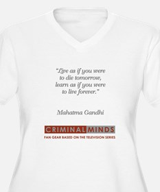 GANDHI QUOTE Plus Size T-Shirt