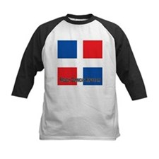 Proudly Dominican Republic Tee