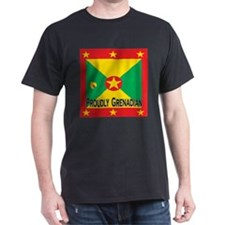 Proudly Grenadian T-Shirt