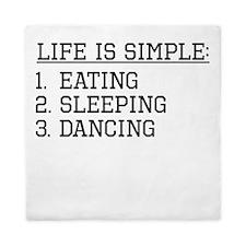 Life Is Simple: Dancing Queen Duvet