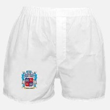 Macleod Coat of Arms - Family Crest Boxer Shorts