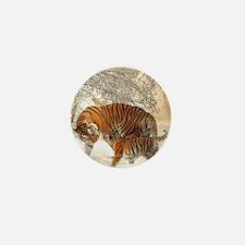 Tiger_2015_0126 Mini Button (10 pack)