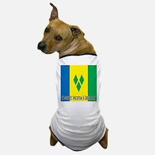 St Vincent & Grenadines Dog T-Shirt