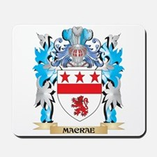 Macrae Coat of Arms - Family Crest Mousepad