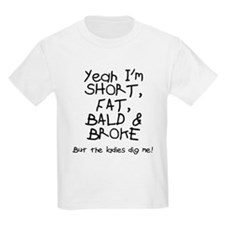 Ladies dig the baby T-Shirt