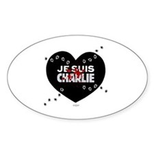 Je suis Charlie by Bluesax Decal