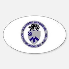 1st Battalion 30th Infantry Decal