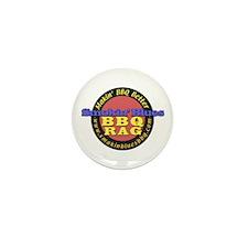 Smokin' Blues BBQ Rag Mini Button (10 pack)