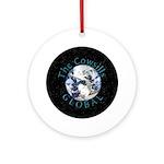 Global Porcelain Keepsake (Round)