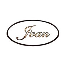 Gold Joan Patches