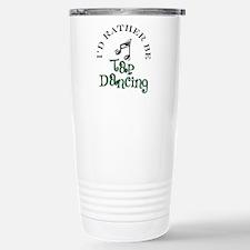 Funny Tap dance Travel Mug