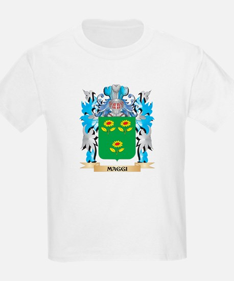 Maggi Coat of Arms - Family Cres T-Shirt