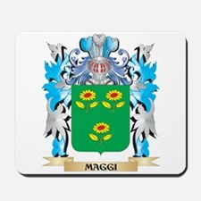 Maggi Coat of Arms - Family Crest Mousepad