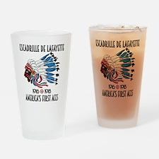 Lafayette Escadrille Drinking Glass
