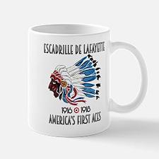 Lafayette Escadrille Mugs