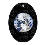 Global Porcelain Keepsake (Oval)