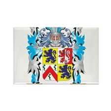Mahoney Coat of Arms - Family Crest Magnets