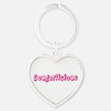 Cougarlicious Keychains