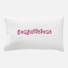 Cougarlicious Pillow Case
