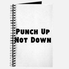 Punch Up, Not Down Journal